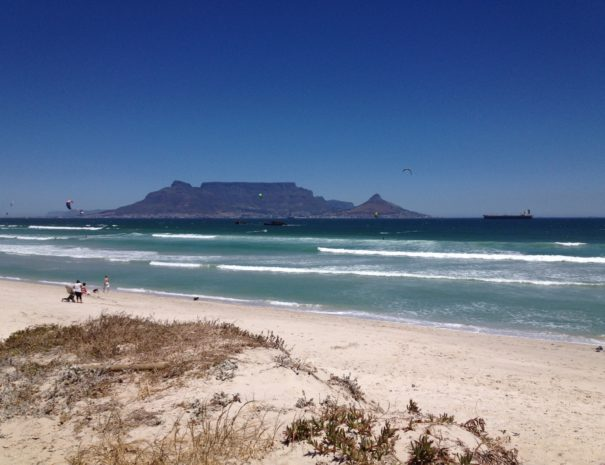 Table Mountain Beach